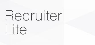 Recruiter Lite