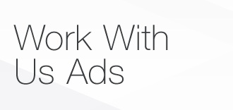 Work With Us Ads