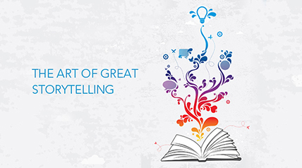 STORYTELLING ART THE OF