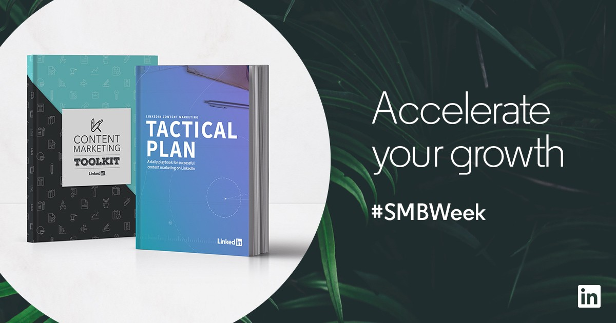 Accelerate Your Growth with These Free SMB Content Marketing Resources