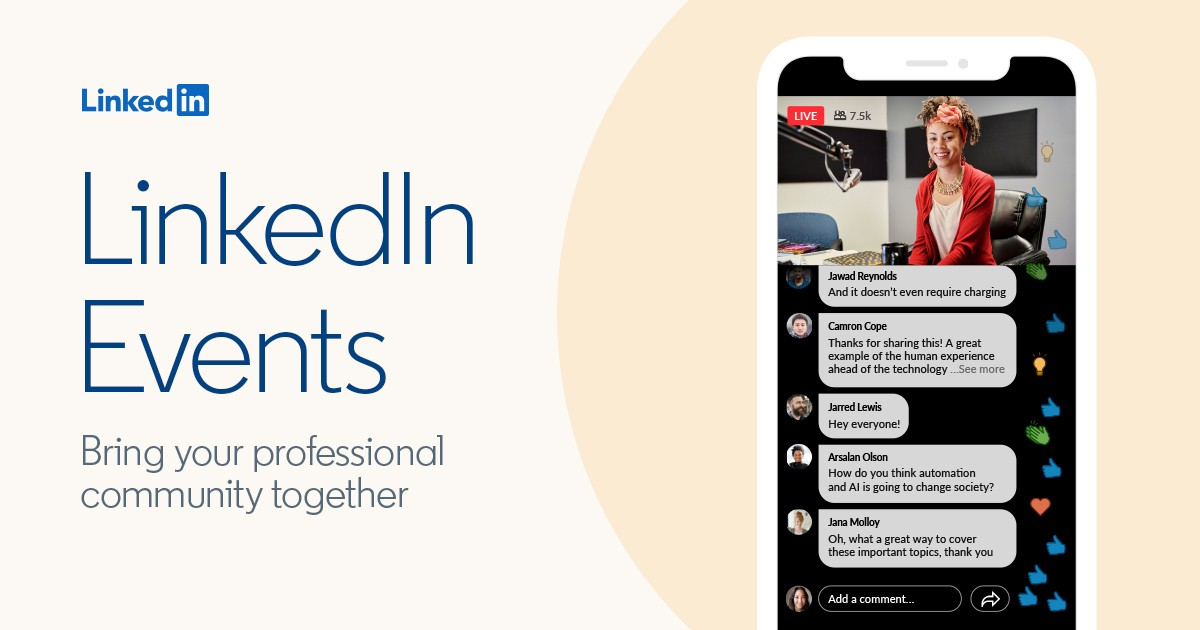 What's new with LinkedIn Pages: Keep your community informed and engaged  during these challenging times | LinkedIn Marketing Blog