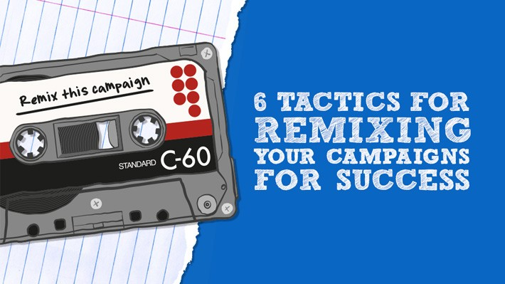 Is it time to remix your biggest marketing hits?