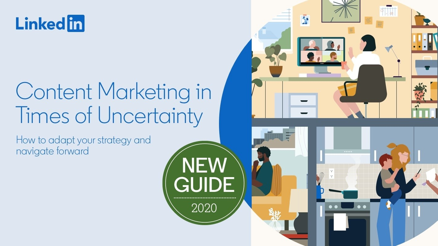 Content marketing in times of uncertainty
