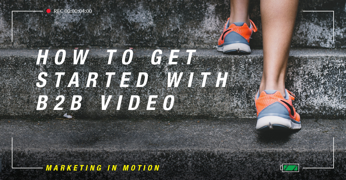 Your 60-second video guide to making better professional videos