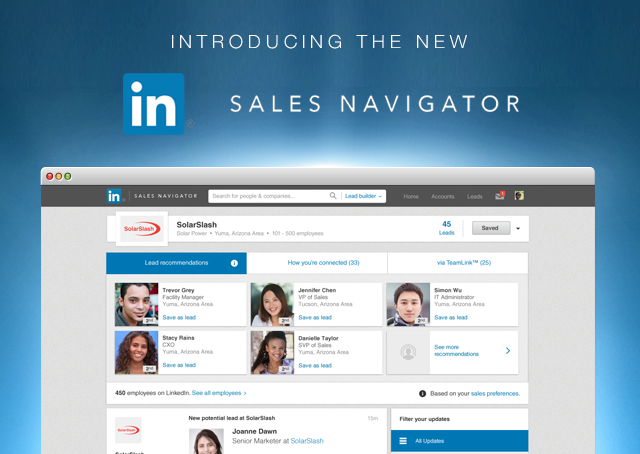 Empowering Social Sellers with LinkedIn's New Sales ...