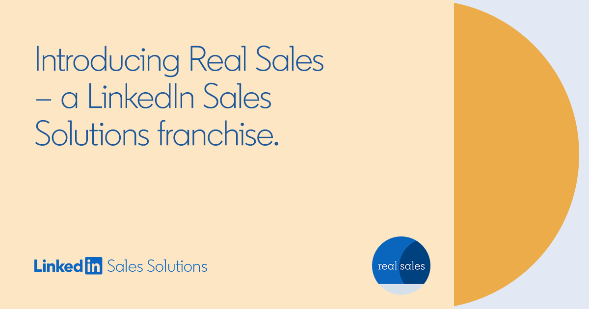 Now Playing: Real Sales, A LinkedIn Content Franchise