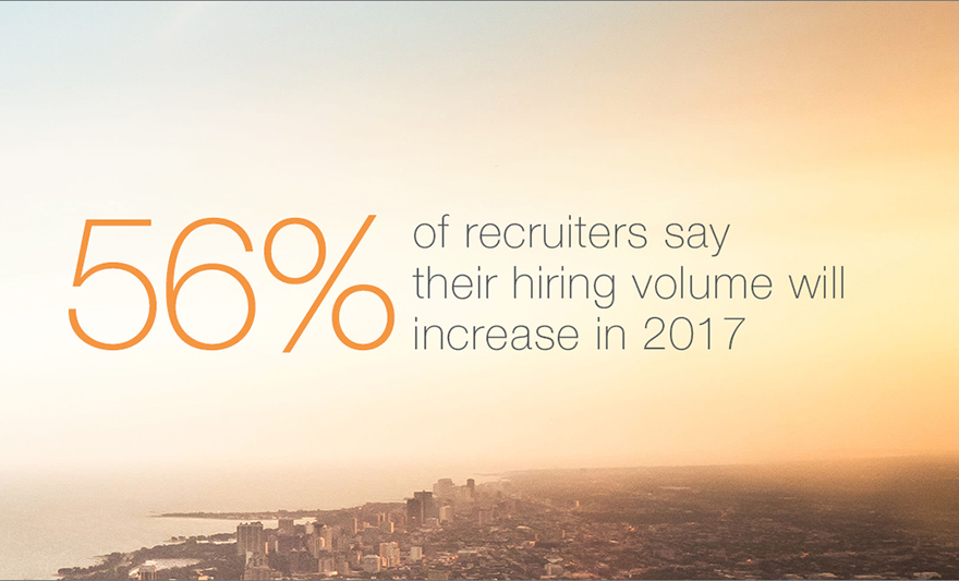 New Report Reveals the Trends That Will Define Recruiting in 2017