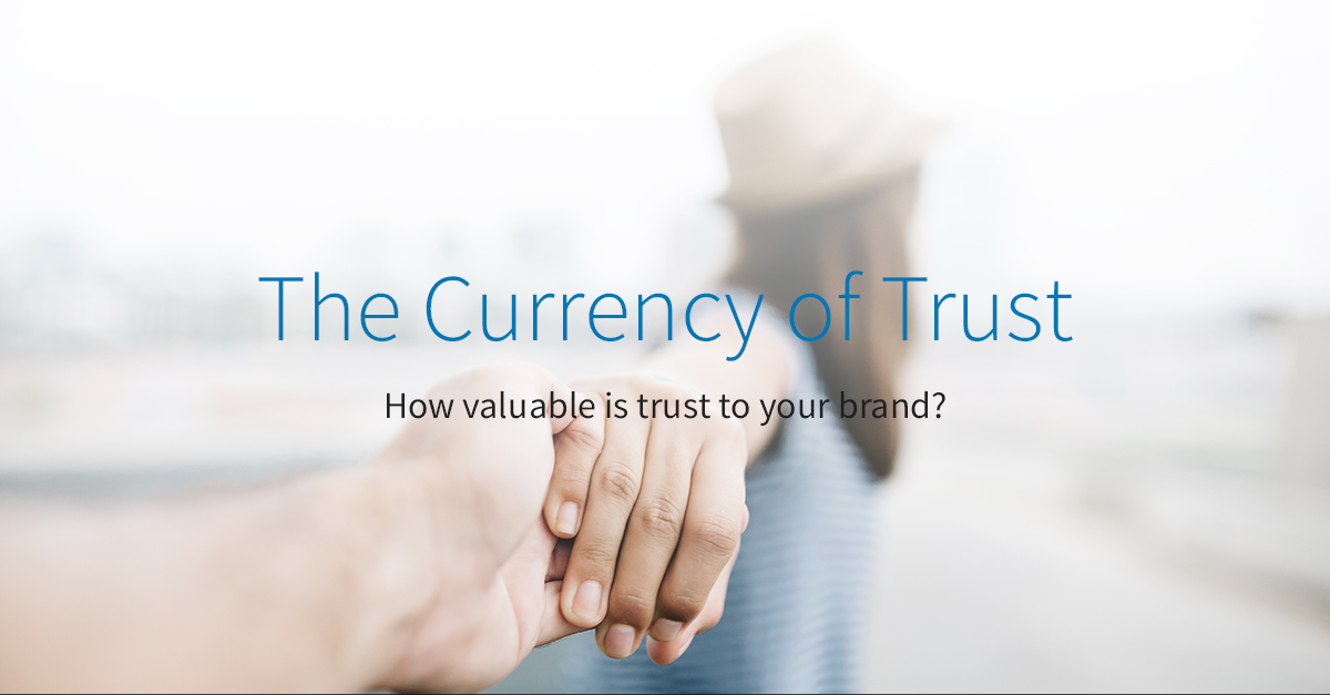 linkedin the currency of trust