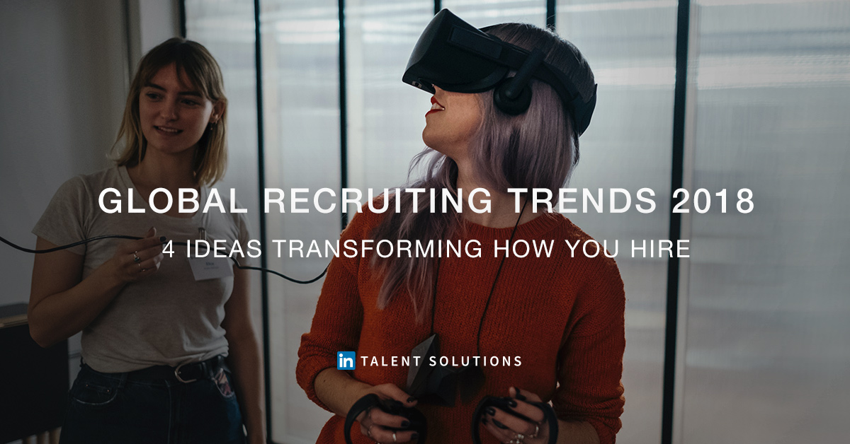 Global Recruiting Trends 2018